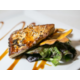 Asian Fish with Artesinal Greens