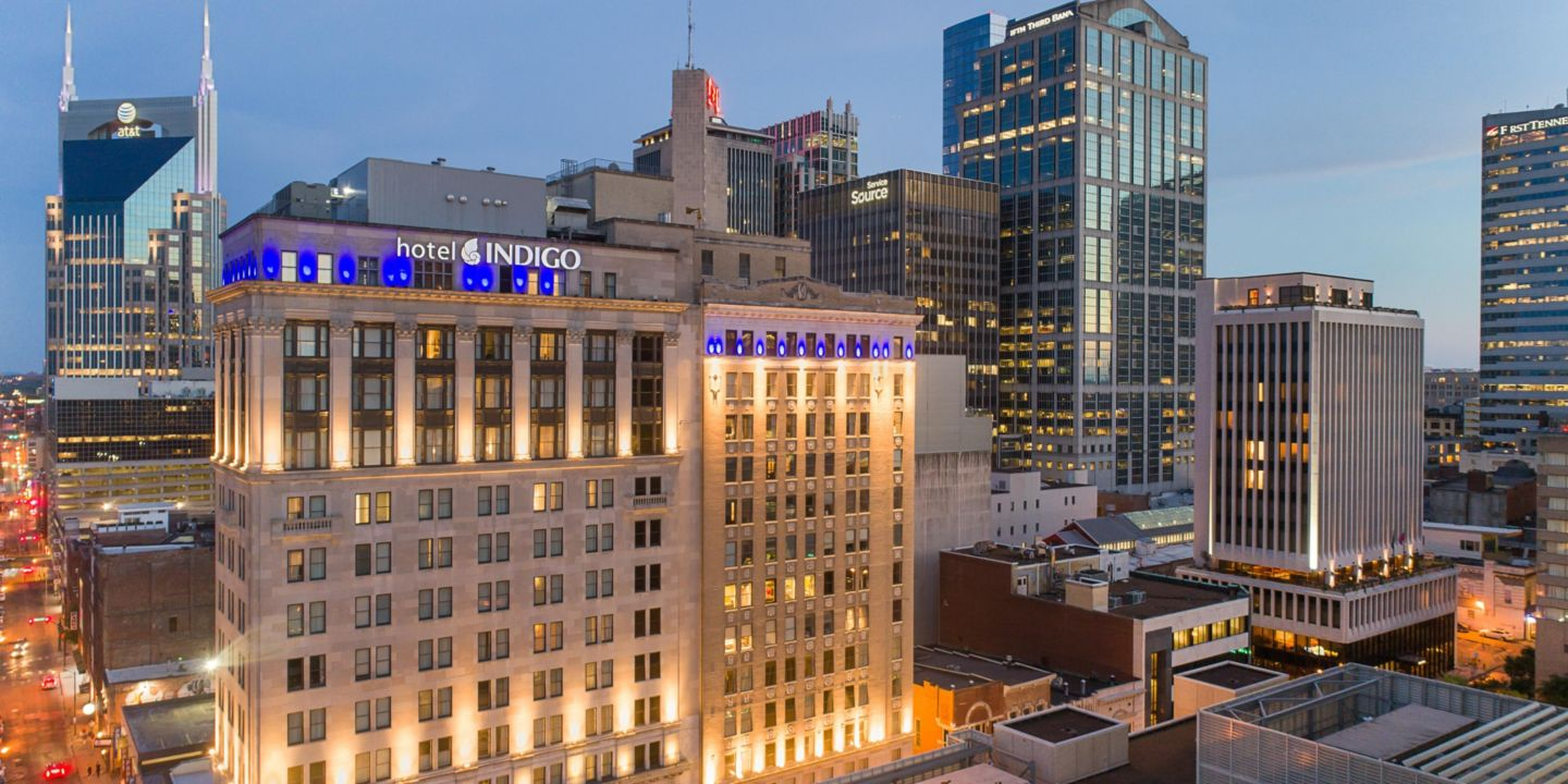 Downtown Nashville Hotels Near Bridgestone Arena | Hotel