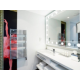 Bathroom looking like a make-up room - You're the star!