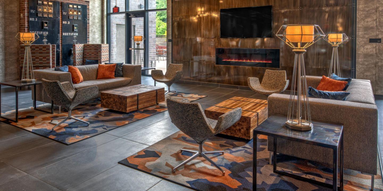 Pittsburgh Hotels: Hotel Indigo Pittsburgh - University Area