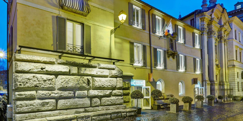 Boutique Hotel Rome: Hotel Indigo Rome - St  George