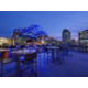 Enjoy the view and a drink at Level 9 rooftop bar