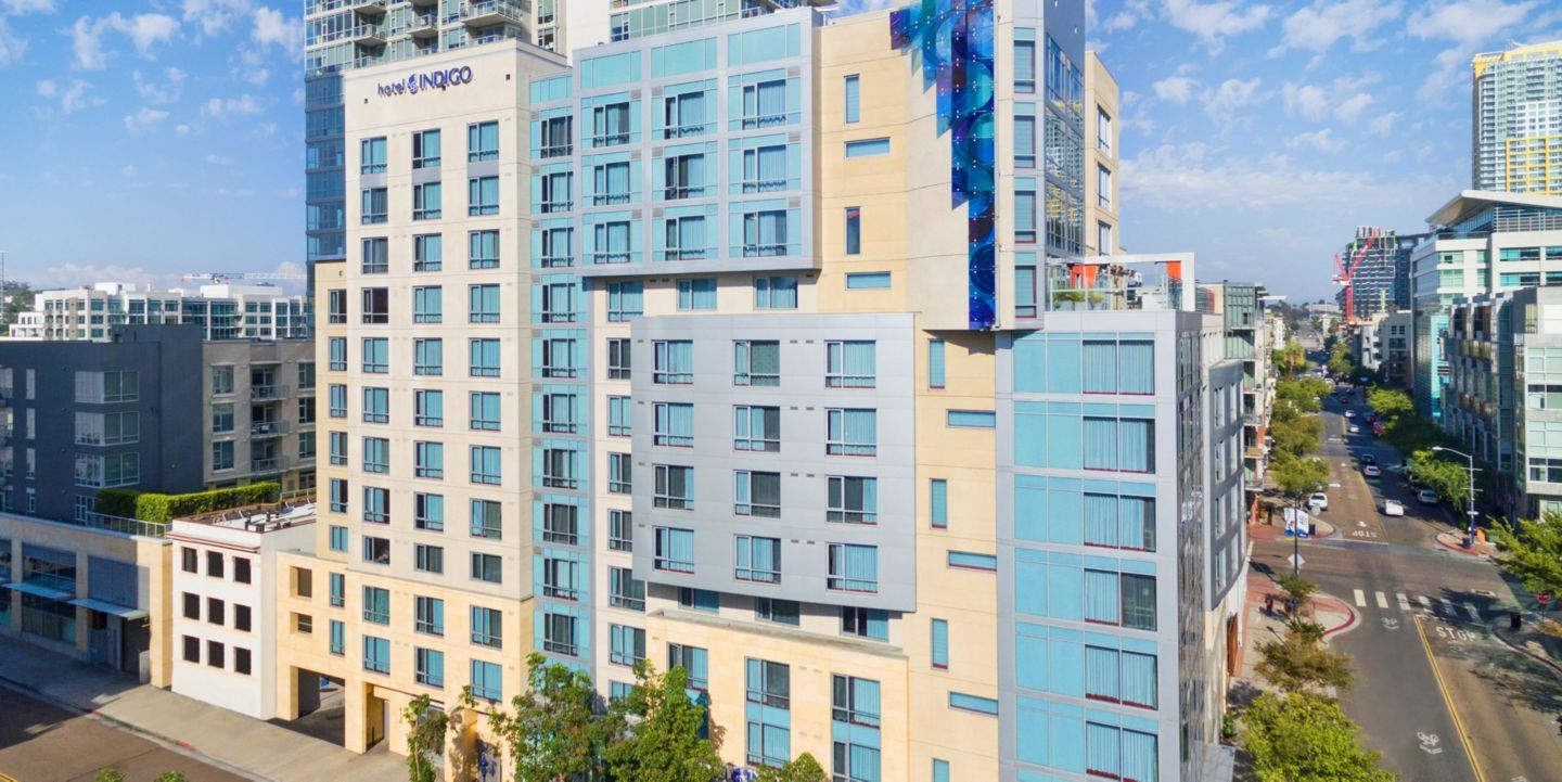 Hotels in San Diego California - Gas Lamp Quarter | Hotel Indigo | IHG