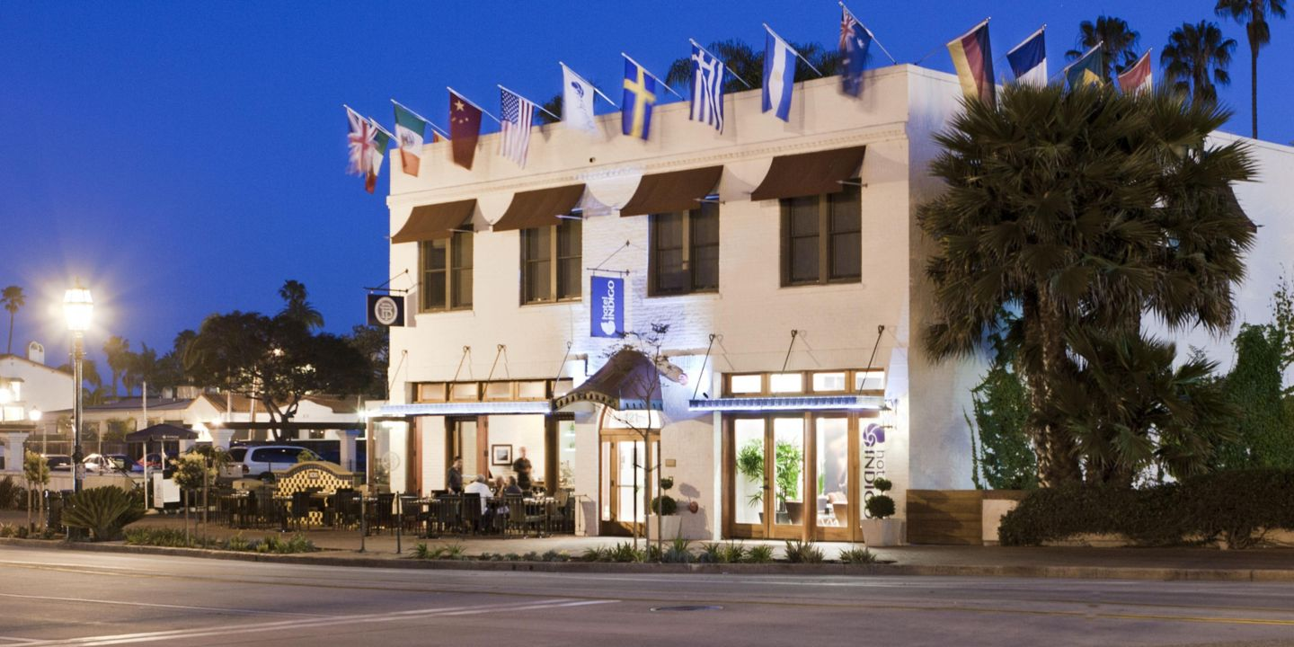 Santa Barbara Hotels Hotel Indigo In California