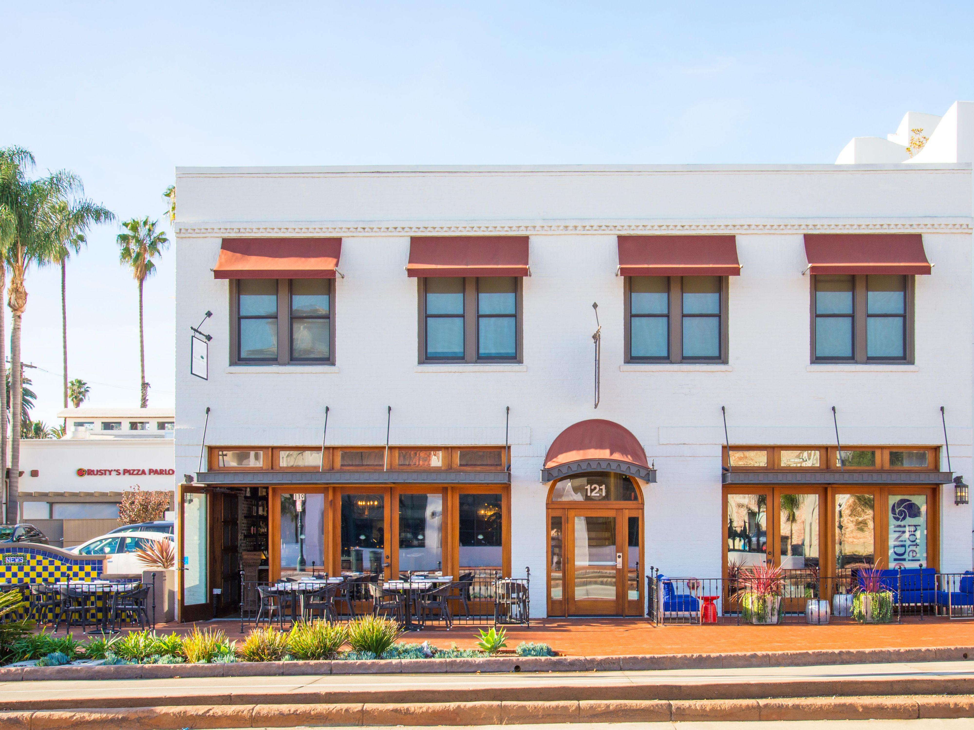 Santa Barbara Hotels >> Hotel Indigo Santa Barbara Santa Barbara Kalisiniz Icin