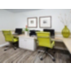 The Business Center provides an inviting workspace.