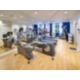 Visit the Fitness Center for a great workout