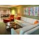 Hotel Indigo Traverse City Suite Living Room