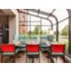 Enjoy your Chicago Metropolis Coffee in our solarium