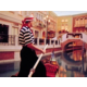 Gondolier in the Grand Canal Shoppes