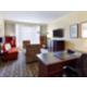 InterContinental Buckhead Atlanta King Executive Suite Living Room