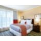 InterContinental Buckhead Atlanta King Executive Suite Bedroom