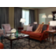 InterContinental Buckhead Atlanta Ambassador Suite Living Room
