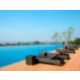 Infinity Swimming Pool with Heated Water