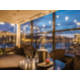 Luxurious moments in the Club Lounge overlooking Budapest