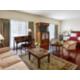 Spacious Junior Suite with hardwood floors