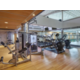 Our Fitness Center is spacious and well-equipped