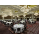 Exclusive ballroom for dinners, receptions and banquets