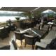 Pane Vino Terrace offers spectacular Nile views & Shisha.