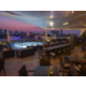 Nile Terrace offers panoramic dining under the stars.