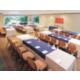 Salón Cañaveral Classroom shaped