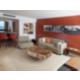 Living room Deluxe Suite Ocean View