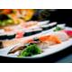 Sushi at Bar El Punto