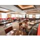 Michael Jordan banquet setup