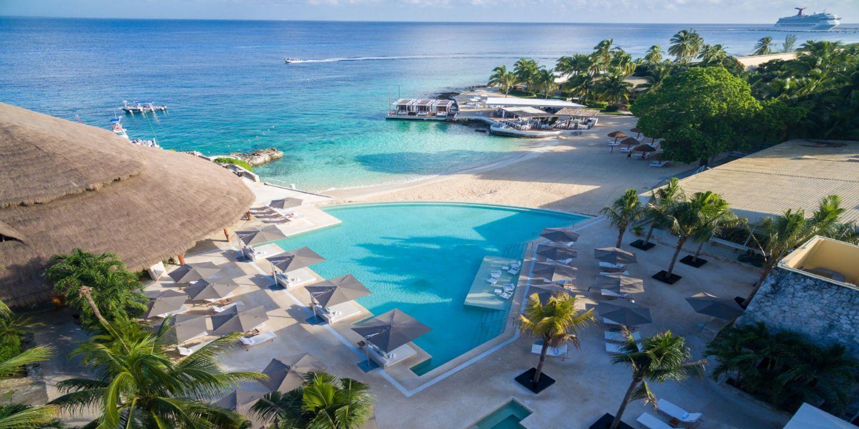 Cozumel Hotels Intercontinental Presidente Resort Spa Hotel In Mexico