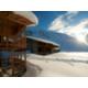 Wunderschoene Winterlandschaft in einem der Nebentaeler
