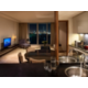Three Bedroom Suite Living Room and Kitchen