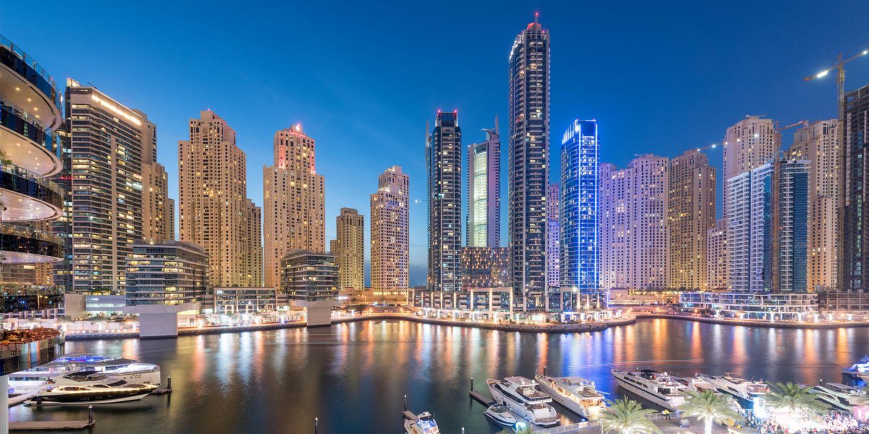 Intercontinental dubai marina hotel in dubai by ihg for Dubai top hotels name
