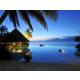 Lotus Swimming Pool at night