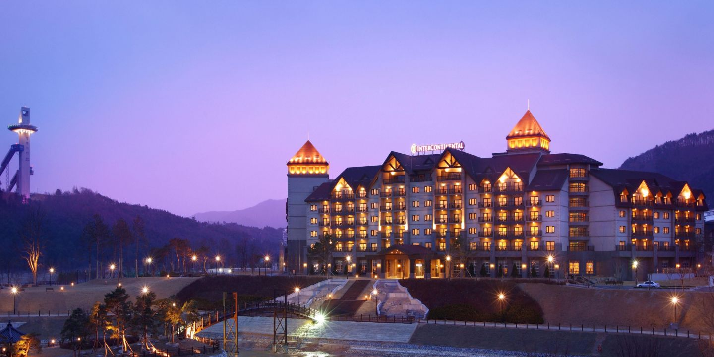 InterContinental Alpensia Pyeongchang Resort - Gangwon-do