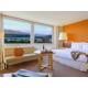 Comfortable Executive Junior Suite with Lake Geneva View