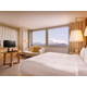 A spacious Executive Junior Suite with Lake Geneva View