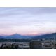 Enjoy the View of Geneva, the Lake and Mountains at Sunset