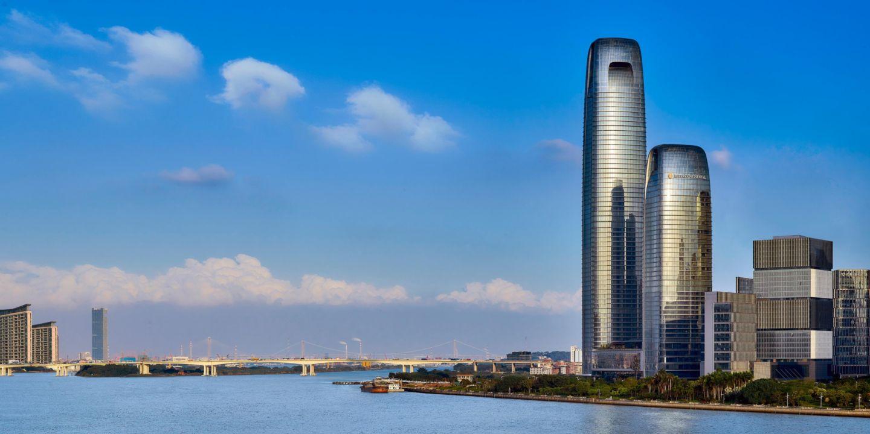 Luxury Hotels in Guangzhou   Intercontinental Guangzhou