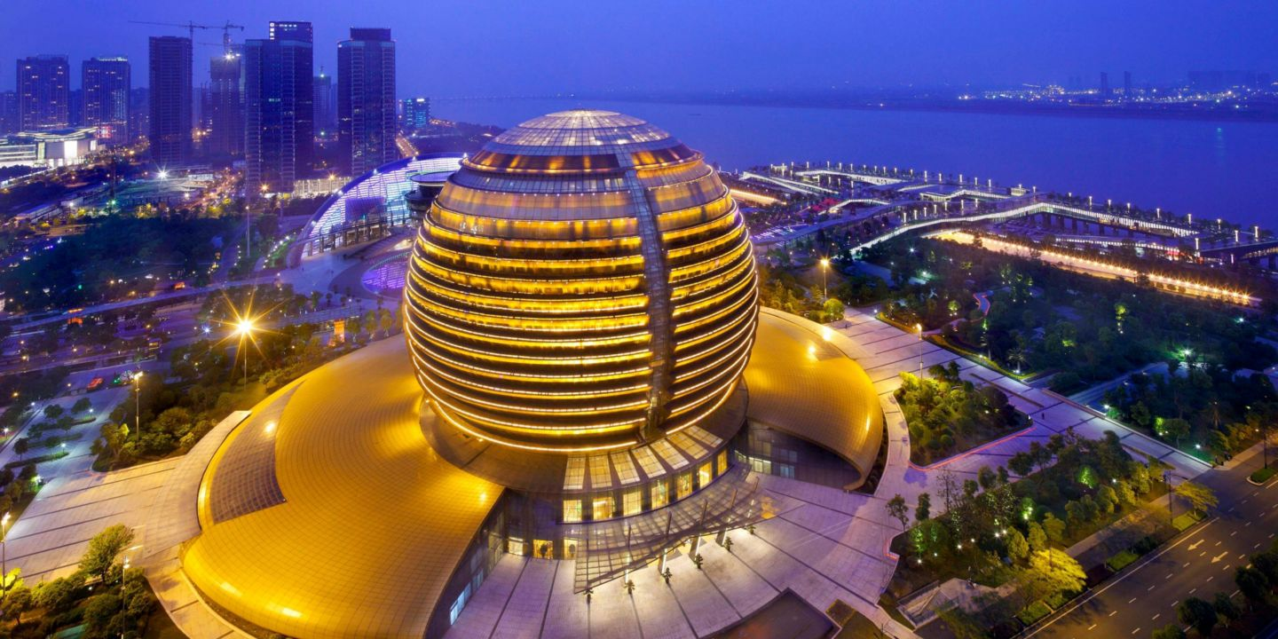 Intercontinental Hangzhou Hangzhou Zj