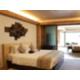 Twin beds intercontinental deluxe garden view room