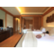 Twin beds intercontinental deluxe lake view room