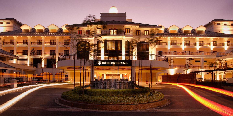 Hanoi hotels intercontinental hanoi westlake hotel in for Design hotel vietnam