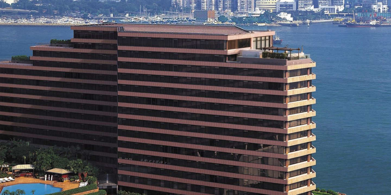 Hong Kong Hotels Intercontinental Hong Kong Hotel In Hong