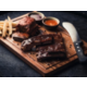 Tiffany's New York Bar - Spanish BBQ ribs