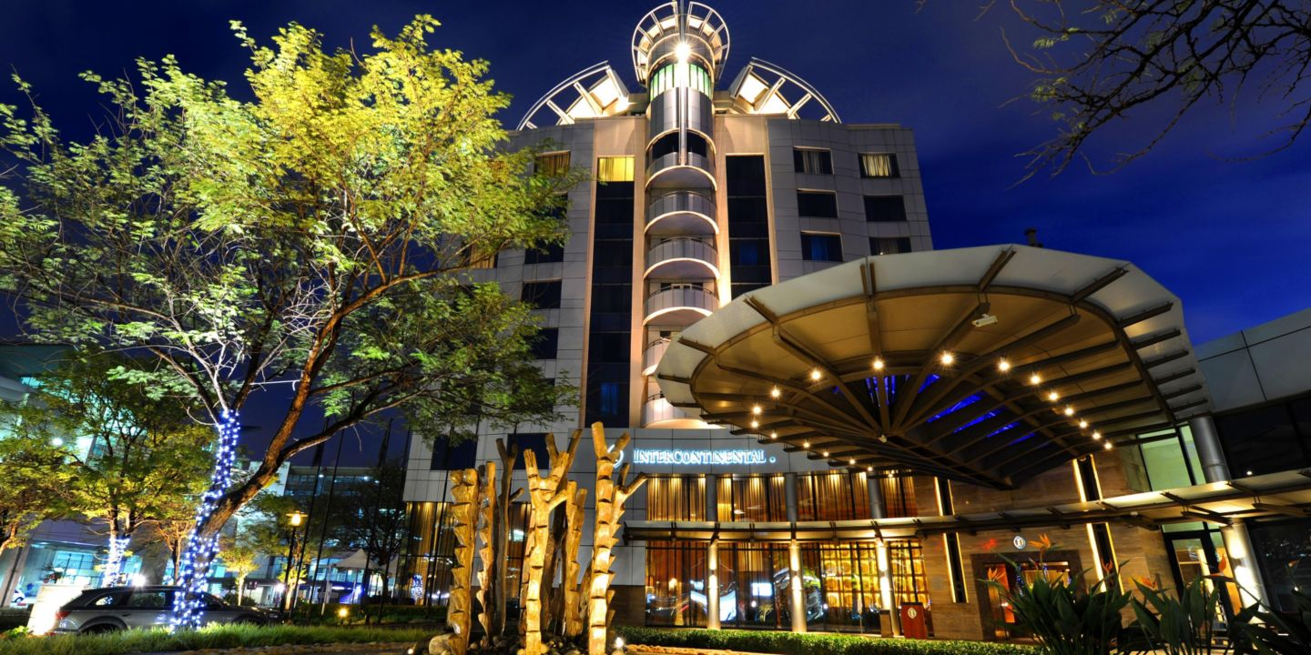 Star Hotels Near Or Tambo Airport