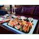 Sushi Set in b-hush Lounge Bar