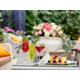 Summer Cocktails in Comme Il Faut Restaurant