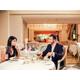 Fine Dining in Comme Il Faut restaurant