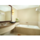 1 King Bed Deluxe - Bathroom