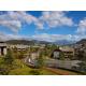 Vista dall'albergo